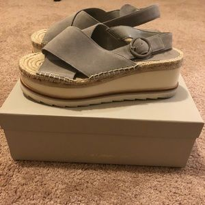 8afc44d2638 Marc Fisher Shoes - Marc Fisher LTD Glenna Espadrille Platform Sandals